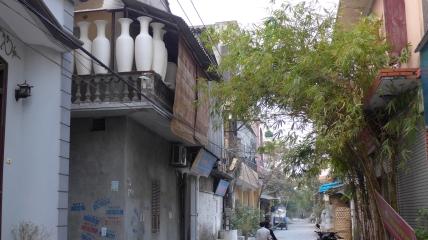 1. Bat Trangin kylä